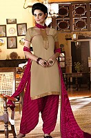 Cotton Patiala Suit@ Rs.349.00