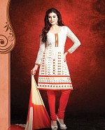 Printed Cotton Suit with Dupatta@ Rs.387.00