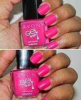 Avon Gel Finish Nail Enamel 8ml - 20957