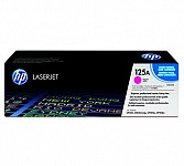HP 125A Magenta Toner Cartridge