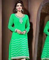 Stylish Georgette Kurti