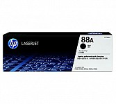 HP 88A Black Toner Cartridge(Black)