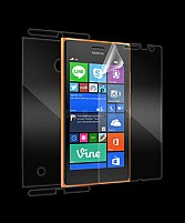 Nokia Lumia 730 Dual SIM Screen Protector/ Screen Guard