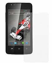 Xolo A500L Ultra Clear Screen Guard/Screen Protector