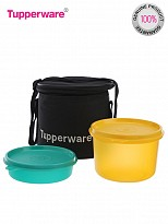 Tupperware Junior Executive 2 Containers Lunch Set, 3-Pieces