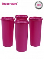 Tupperware Rainbow Tumblers, 340ml, Set of 4