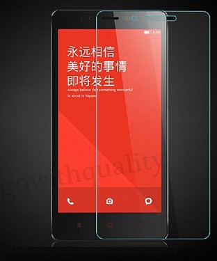 Xiaomi Redmi Note Premium Tempered Glass Screen Guard/Screen Protector @ Rs196.00