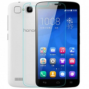 Huawei Honor Holly Premium Tempered Glass Screen Guard/Screen Protector @ Rs186.00
