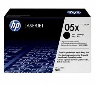 HP 05X Black  Toner Cartridge @ Rs9299.00