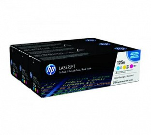 HP 125A Yellow Toner Cartridge @ Rs4944.00