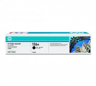 HP 126A Black Toner Cartridge @ Rs3901.00