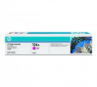 HP 126A Magenta  Toner Cartridge @ Rs4272.00