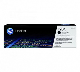 HP 128A Black  Toner Cartridge@ Rs.4943.00