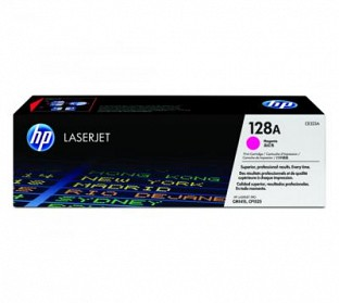 HP 128A Magenta Toner Cartridge @ Rs4943.00