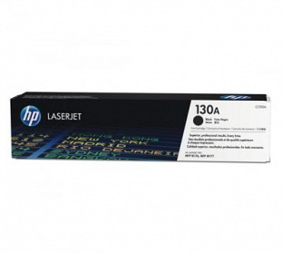 HP 130A Black  Toner Cartridge@ Rs.4394.00