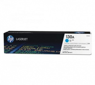 HP 130A Cyan  Toner Cartridge@ Rs.4325.00