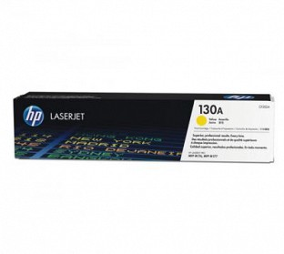 HP 130A Yellow Original LaserJet Toner Cartridge@ Rs.5094.00