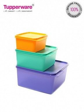 Tupperware Keep Tab S+M+L 3Pc (156)@ Rs.830.00