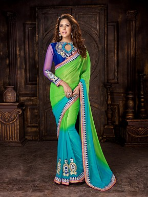 DESIGNER SAREE @ Rs2411.00