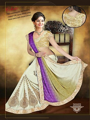 Multy Sarees@ Rs.1853.00
