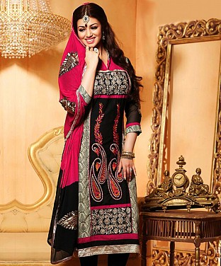 Semi Stitched Suits With Dupatta @ Rs1442.00