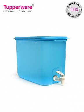 Tupperware Water Dispenser 8.7 Litres (213)@ Rs.1236.00