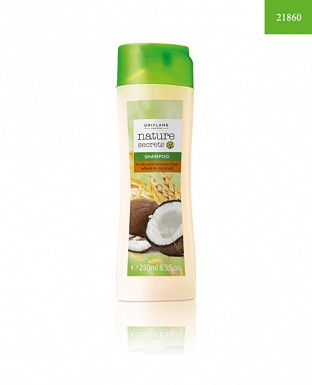 Nature Secrets Shampoo for Dry and Damaged Hair Wheat & Coconut @ Rs259.00