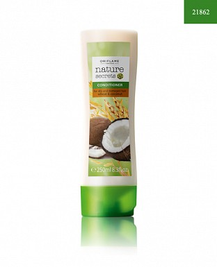 Nature Secrets Conditioner for Dry and Damaged Hair Wheat & Coconut@ Rs.259.00