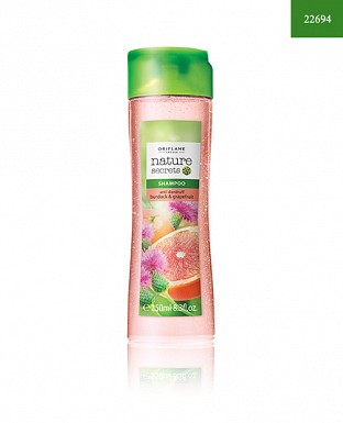 Nature Secrets Shampoo Anti-Dandruff with Burdock & Grapefruit@ Rs.259.00