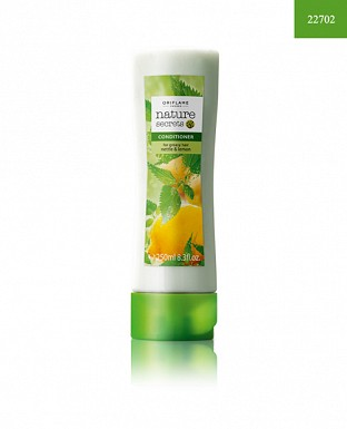 Nature Secrets Conditioner for Greasy Hair Nettle & Lemon@ Rs.259.00