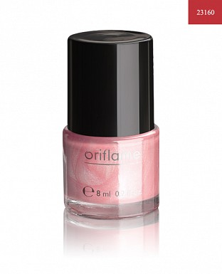 Oriflame Pure Colour Nail Polish - Baby Pink 8ml@ Rs.205.00