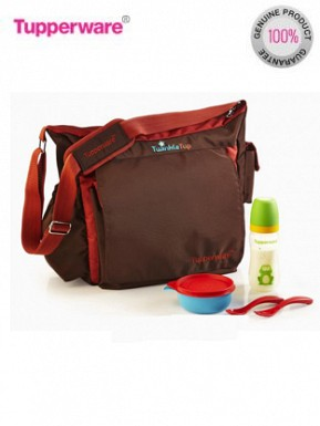 Tupperware Twinkle Baby on the Move Set with Bag, 4-Pieces (233) @ Rs3410.00