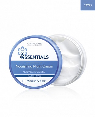 Essentials Nourishing Night Cream 75ml @ Rs391.00