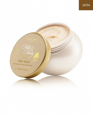 Milk & Honey Gold Hair Mask 250ml @ Rs514.00