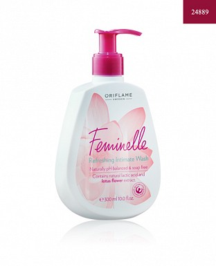 Feminelle Refreshing Intimate Wash 300ml@ Rs.422.00