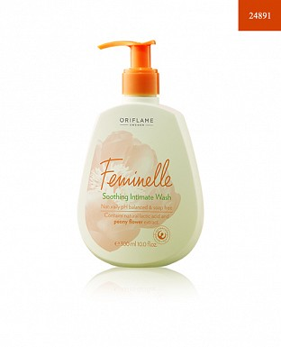 Feminelle Soothing Intimate Wash 300ml @ Rs422.00