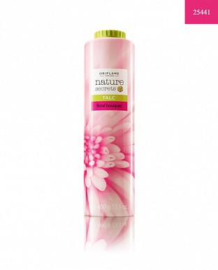 Nature Secrets Talc Floral Bouquet 400g@ Rs.166.00