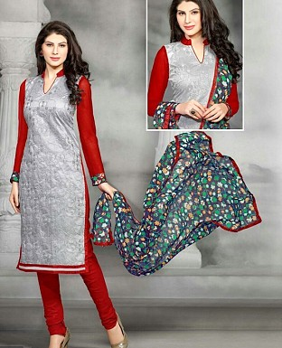 Latest multi Color Salwar Suit @ Rs798.00