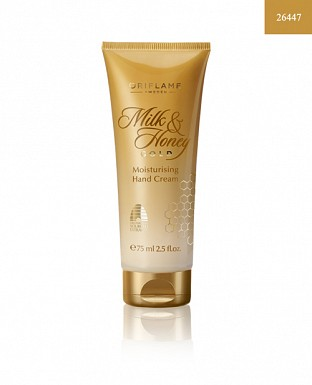 Milk & Honey Gold Moisturising Hand Cream 75ml@ Rs.329.00
