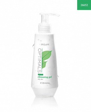 Optimals White Cleansing Gel Oily Skin 200ml @ Rs514.00