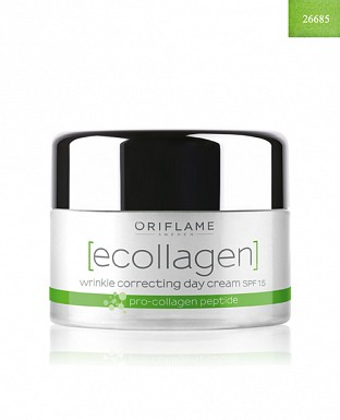 Ecollagen Wrinkle Correcting Day Cream SPF 15 50ml@ Rs.1544.00