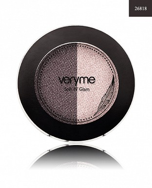 Very Me Soft N' Glam Eye Shadow - Soft Brown 1.9g@ Rs.232.00