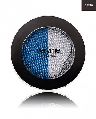 Very Me Soft N' Glam Eye Shadow - Aqua Blue 1.9g @ Rs232.00