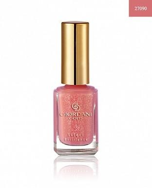 Giordani Gold Lacque Brilliance - Pink Carat 11ml Buy Rs.418.00