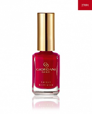 Giordani Gold Lacque Brilliance - Royal Red 11ml @ Rs418.00