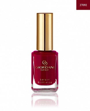Giordani Gold Lacque Brilliance - Lacquered Cherry 11ml@ Rs.418.00