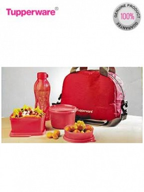 Tupperware Sling a Bling Lunch Set with Bag@ Rs.950.00