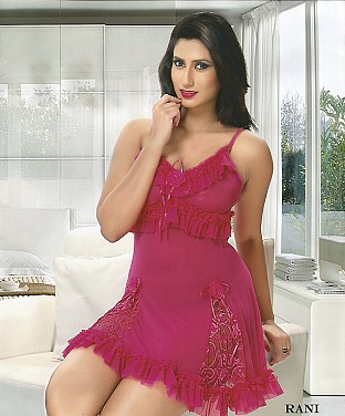 Baby Doll  Bridal Lingerie@ Rs.958.00