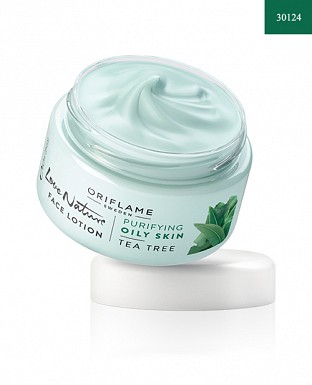 Love Nature Face Lotion Tea Tree 50ml@ Rs.339.00