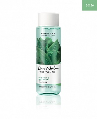 Love Nature Face Toner Tea Tree 150ml@ Rs.288.00